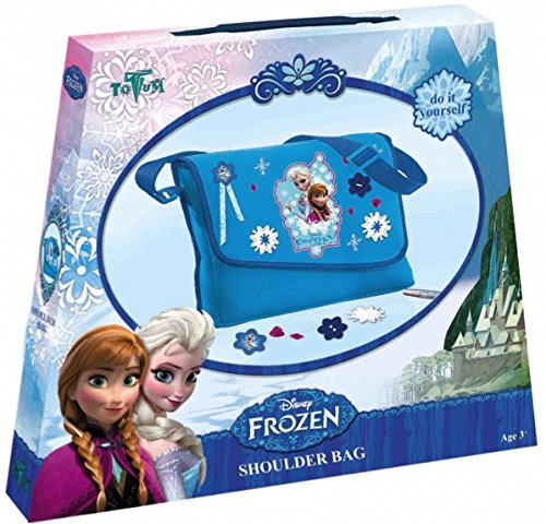 Totum Disney Ice Queen Nordic Borsa a tracolla