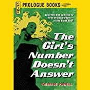 The Girl's Number Doesn't Answer | Talmage Powell