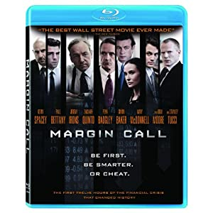 Margin Call Movie on Blu-ray