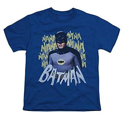 Batman Classic TV Theme Song Youth T-Shirt