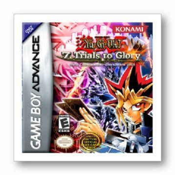Yu-Gi-Oh 7 Trials To Glory front-761324