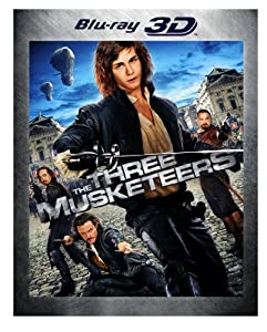 The Three Musketeers (Blu-Ray/Blu-ray 3D Combo) from Summit Entertainment
