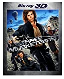 The Three Musketeers (Blu-Ray/Blu-ray 3D Combo)