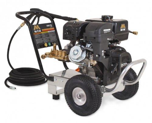 Mi-T-M CM-3500-1MMB Cold Water Direct Drive, 280cc Mi-T-M OHV Gasoline Engine, 3500 PSI Pressure Washer (3500 Pressure Washer compare prices)