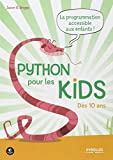 Python pour les kids : la programmation accessible aux enfants
