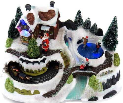 AVON Winter Wonderland Centerpiece 11' Long