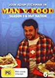 Man v. Food: Season 3 and Man v. Food Nation DVD