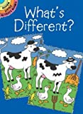 img - for What's Different? (Dover Little Activity Books) book / textbook / text book