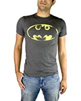 DC COMICS CLASSIC BATMAN LOGO Licensed Tee