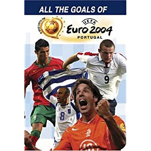 All the Goals of UEFA Euro 2004 movie