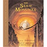 The Sea of Monsters (Percy Jackson & the Olympians)by Rick Riordan