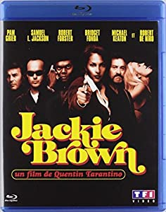 Jackie Brown - limited Steelbook Edition [Blu-ray] [FR Import]