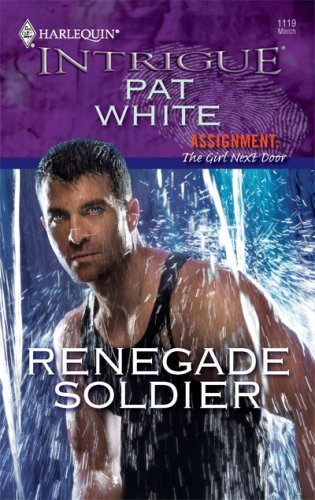 Renegade Soldier (Harlequin Intrigue), Buch
