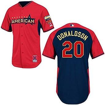 Buy Josh Donaldson 2014 MLB All Star Cool Base BP Jersey by Majestic