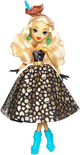 Monster High Shriekwrecked Dayna Treasura Jones Doll