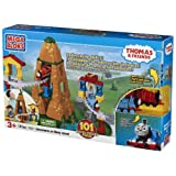 Mega Bloks Thomas Adventure on Misty Island ~ Mega Bloks
