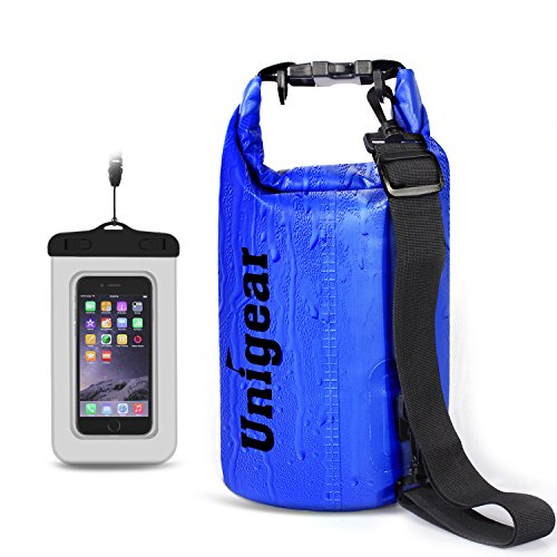 Dry Bag Sack, Waterproof Floating Dry Gear Bags for Boating,
