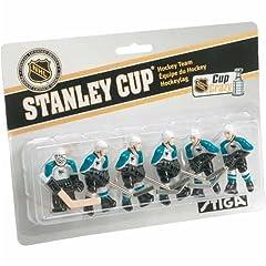 Buy Stiga San Jose Sharks Table Rod Hockey Players by Stiga
