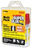 Super Glue The Original Super Glue 15187, .07 Ounce, 12-pack