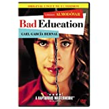 Bad Education (Original Uncut NC-17 Edition) ~ Gael Garc�a Bernal