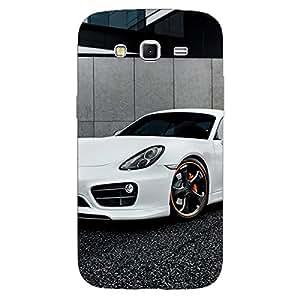 Jugaaduu Super Car Porsche Back Cover Case For Samsung Galaxy Grand 2
