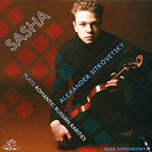Sasha-Plays Romantic Russian M