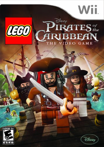 LEGO Pirates of the Caribbean - Nintendo Wii Amazon.com