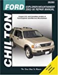 Ford Explorer and Mountaineer: 2002 t...