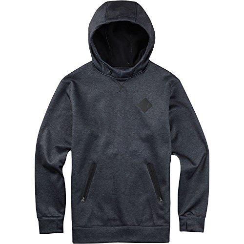 burton-mens-crown-bonded-pullover-hoodie-medium-true-black-heather