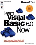 Michael Halvorson Learn Visual Basic 6.0 Now (Learn Now)