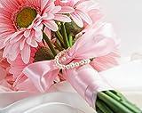 Cultured Freshwater Pearl Baby Bracelet Christening Gift