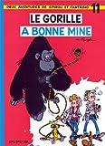 """Afficher """"Spirou et Fantasio n° 11 Le Gorille à bonne mine"""""""