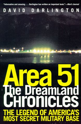 Area 51: The Dreamland Chronicles, Darlington,David