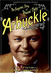 "The Forgotten Films of Roscoe ""Fatty"" Arbuckle"