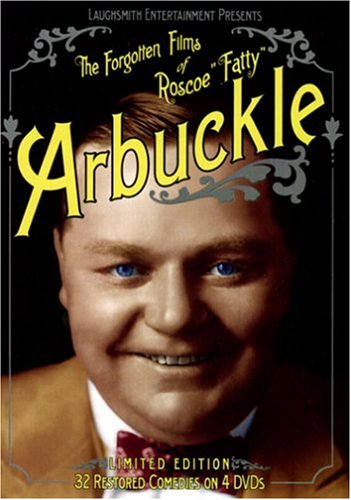 Forgotten Films of Roscoe Fatty Arbuckle [DVD] [Region 1] [US Import] [NTSC]