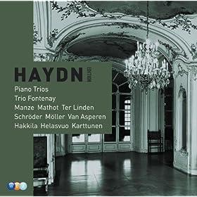 Piano Trio No.35 In C Major Hob.XV, 21 : III Finale - Presto