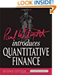 Paul Wilmott Introduces Quantitative...