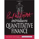 Paul Wilmott Introduces Quantitative Financeby Paul Wilmott