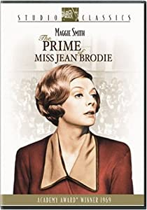 "Cover of ""The Prime of Miss Jean Brodie"""