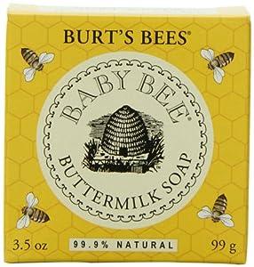 Burt's Bees - Savon Buttermilk pour Bébé - 99g