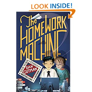 the homework machine by dan gutman