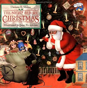 "Cover of ""The Night before Christmas (Rea..."