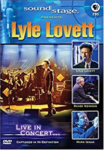 Soundstage: Lyle Lovett