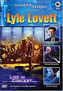 Soundstage: Lyle Lovett [Import]