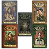 Spiderwick Chronicles series Collection 5 books set (The Wrath of Mulgrath, t...