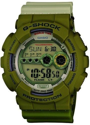 [カシオ]CASIO 腕時計 G-SHOCK ジーショック play set products タイアップモデル 【数量限定】 GD-100PS-3JR メンズ