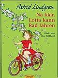 Na klar, Lotta kann radfahren!. Bilderbücher (3789161365) by Ilon Wikland