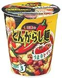 日清 とんがらし麺 うま辛トマト味 65g×20個