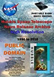 img - for NASA Hubble High Resolution Image Archive Complete: 1990 - 2010 [HARD DRIVE EDITION] book / textbook / text book