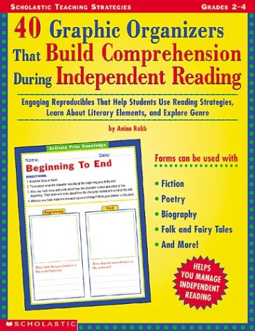 40 Graphic Organizers That Build Comprehension 